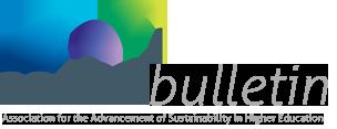 AASHE Bulletin Logo